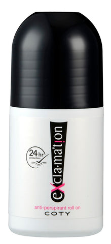 Coty Exclamation Rollon 50ml