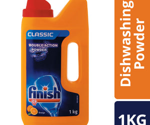 Finish Powder Orange 1kg Case of 12