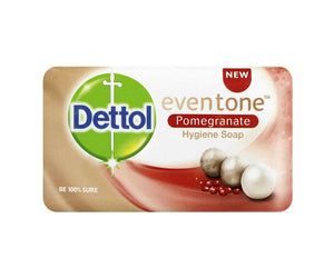 Dettol Soap Event Pomegranate 150g Shrink of 12