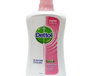 Dettol Body Wash Skincare 600ml