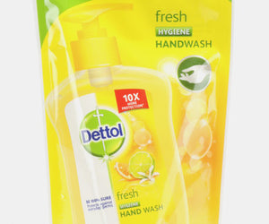 Dettol Hygiene Liquid Hand Wash Fresh Refill Pouch 200ml