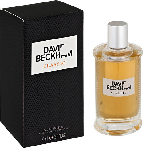 Beckham Classic Eau De Toilette Spray 90ml