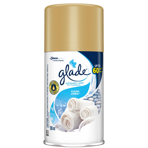 Glade Automatic Spray Refill Clean Linen 1 x 269ml