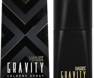 Coty Gravity Dark Cologne Spray 100ml