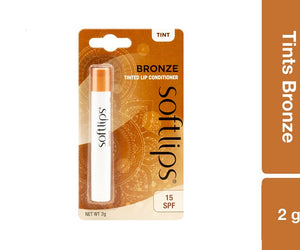Softlips Tints Bronze 2g Pack of 12
