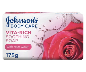 Vita Rich Soothing Rose Soap 175g Pack of 12