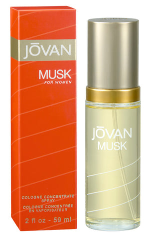 Coty Jovan Musk Cologne Spray 59ml