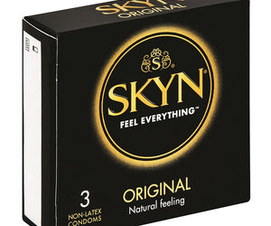 SKYN Original Condoms 3s