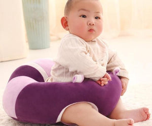 Baby Support Seat Purple/Lilac