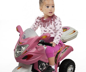 Jeronimo SUPER Bike - Pink