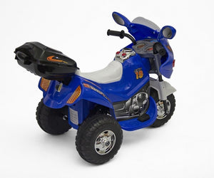 Jeronimo SUPER Bike - Blue