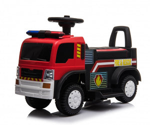 Jeronimo - Fire Truck - Red