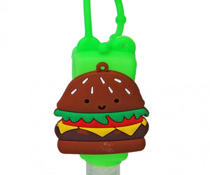 Jeronimo Squeezy sanitizer - hamburger
