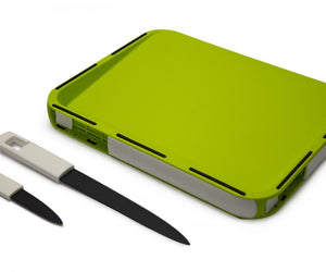 Multifunctional Chopping Board - Green