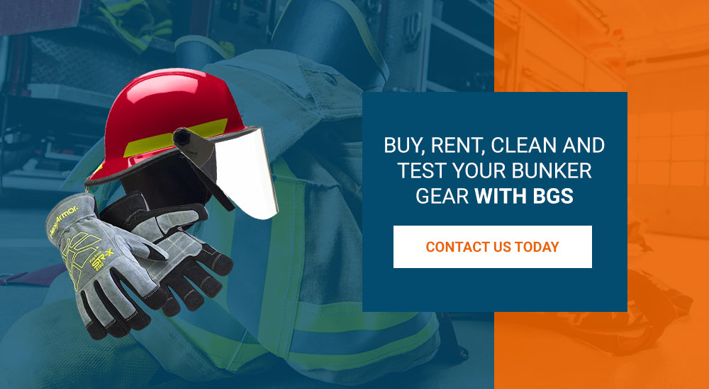 Buy, Rent, Clean and Test Your Bunker Gear With BGS