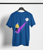 'On My Way to the Moon' T-Shirt