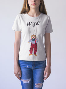 'Jules the Puppet' T-Shirt