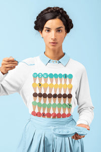 'Ice-Cream Olympics' Sweatshirt