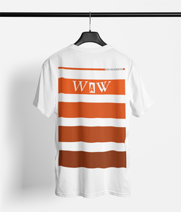 Men's Grady T-Shirt on White: Men/Women/Kids Graphic Hoodies, Clothing, T-Shirts and Accessories from WAW Group - Weird and Wonderful Group, independent, boutique, fashion and design brand UK