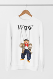 'Frederik the Puppet' Sweatshirt