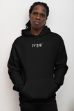 Unisex Genie Hoodie in Black: Men/Women/Kids/Baby Graphic Hoodies, Clothing, T-Shirts and Accessories from WAW Group - Weird and Wonderful Group, independent, boutique, fashion and design brand UK