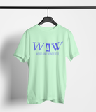 Men's Classic WAW Group Weird and Wonderful T-Shirt on Green: Men/Women/Kids Graphic Hoodies, Clothing, T-Shirts and Accessories from WAW Group - Weird and Wonderful Group, independent, boutique, fashion and design brand UK