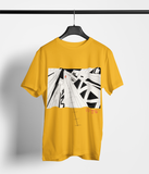 Men's Orange City of Vermouth T-Shirt on Spectra Yellow: Men/Women/Kids/Baby Graphic Hoodies, Clothing, T-Shirts and Accessories from WAW Group - Weird and Wonderful Group, independent, boutique, fashion and design brand UK