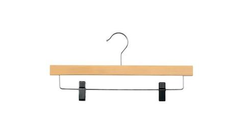 Wooden Pant / Skirt Hanger  | 4 Pack
