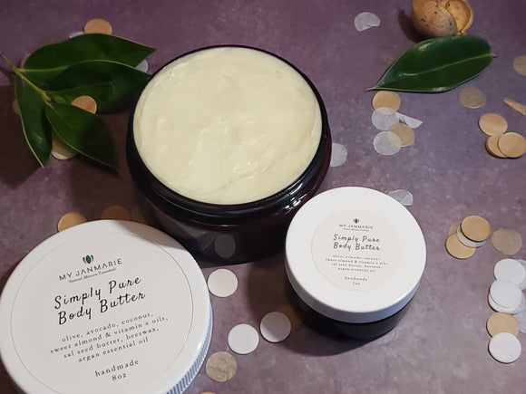 Simply Pure Whipped Body Butter