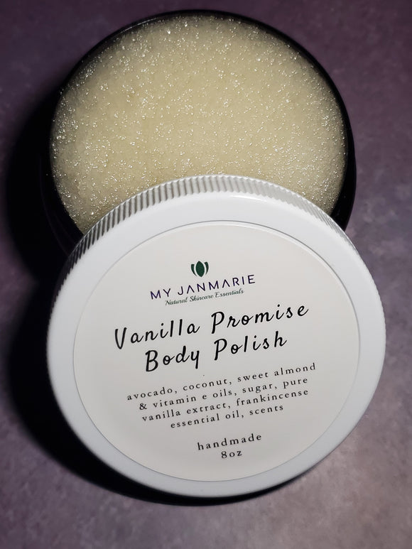 Vanilla Promise Body Polish