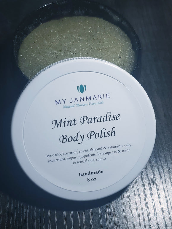 Mint Paradise Body Polish