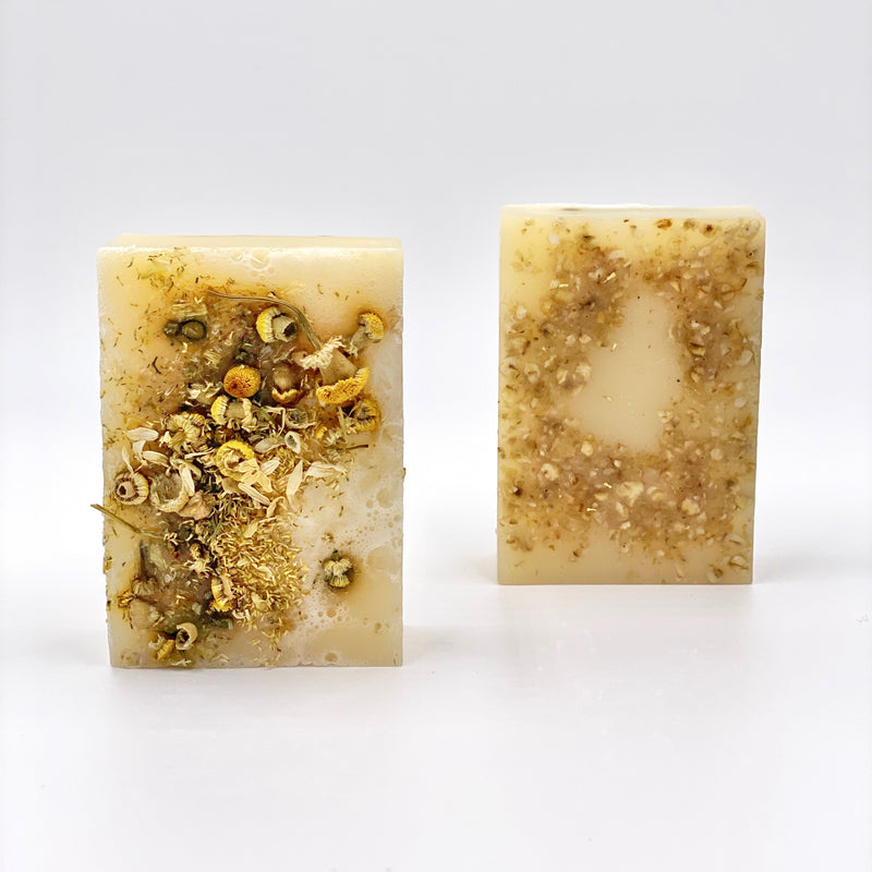 Oat, Lavender and Chamomile Soap