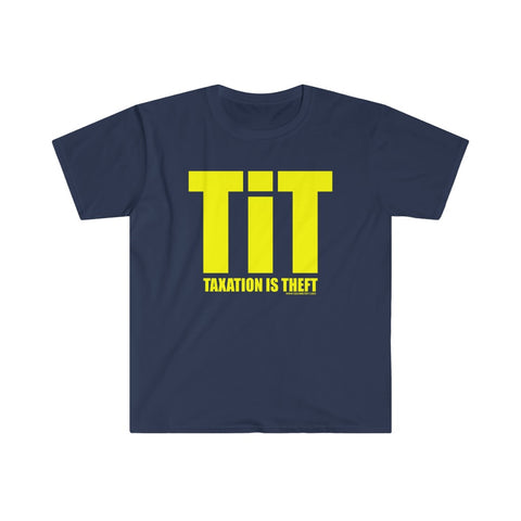 TiT Official - Navy Blue