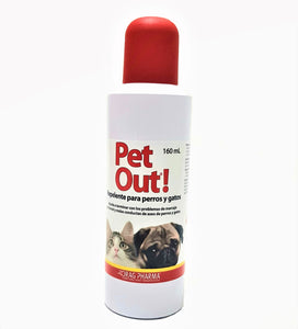Pet Out 160ml