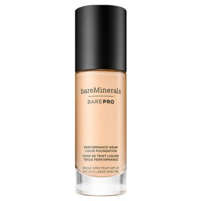 BarePro Liquid Foundation SPF20 06 Cashmere