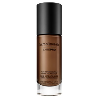 BarePro Liquid Foundation SPF20 30 Cocoa