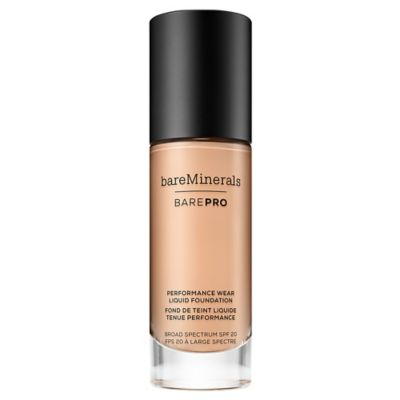 BarePro Liquid Foundation SPF20 09 Light Natural