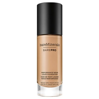 BarePro Liquid Foundation SPF20 10.5 Linen