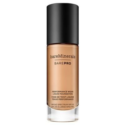 BarePro Liquid Foundation SPF20 18 Pecan