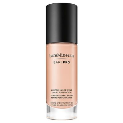 BarePro Liquid Foundation SPF20 0.5 Porcelain