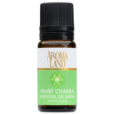 Chakra Heart Essential Oil Blend