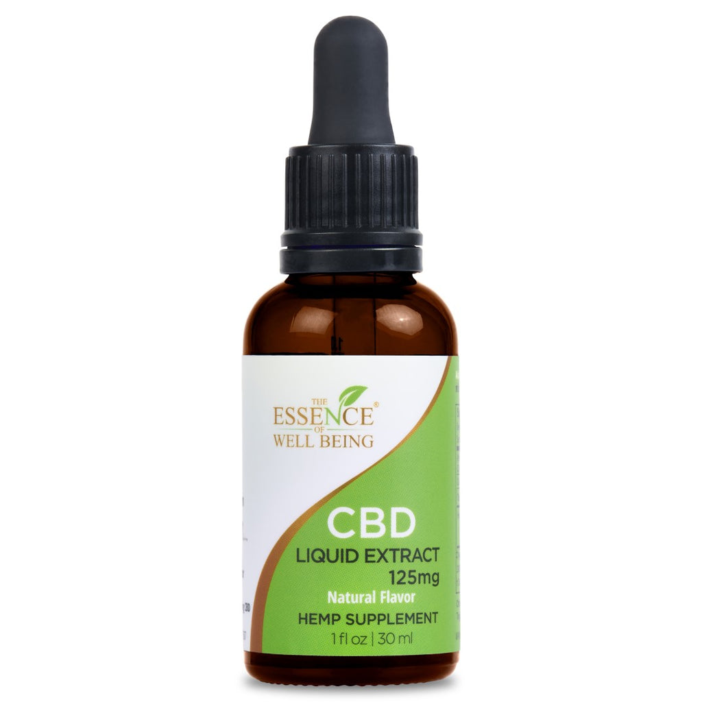 CBD Extract 125 mg, THC Free