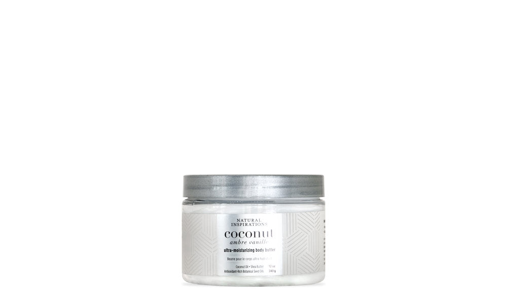 Coconut Ambre Vanille Body Butter