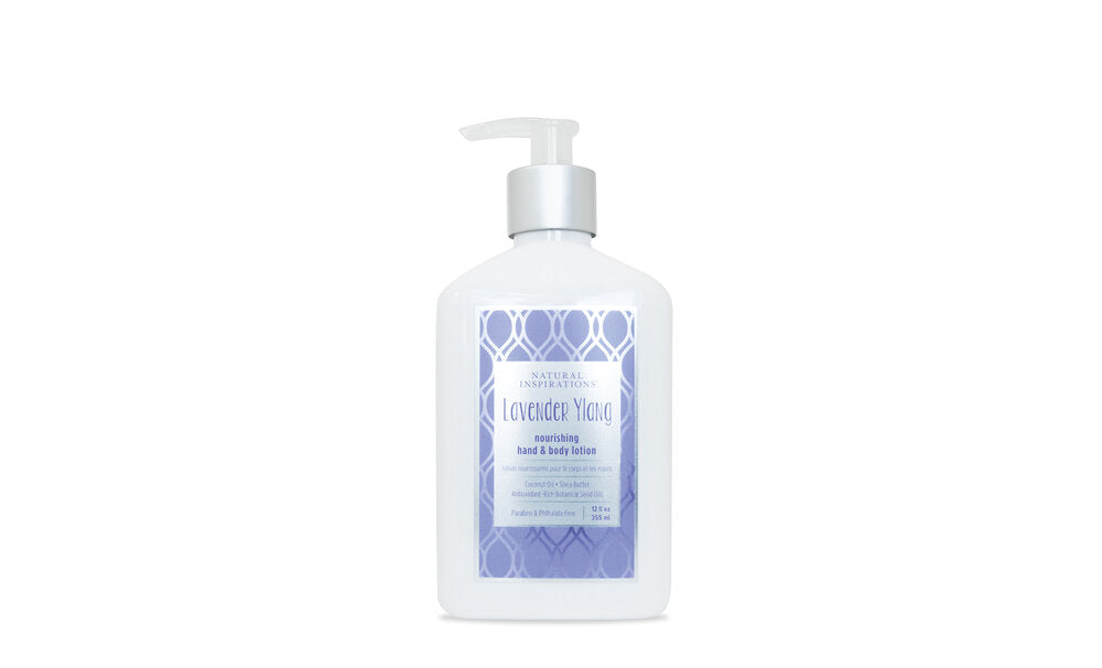 Lavender Ylang Hand And Body Lotion