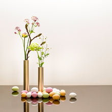 Load image into Gallery viewer, Slim Vase - Brass