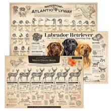 [ Atlantic Flyway + Labrador + Whitetail ] Pick 3 Bundle