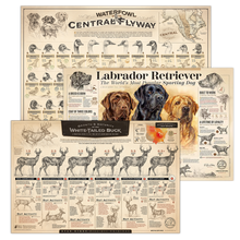 [ Central Flyway + Labrador + Whitetail ] Pick 3 Bundle