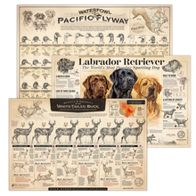 [ Pacific Flyway + Labrador + Whitetail ] Pick 3 Bundle