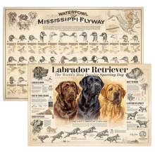 [ Mississippi Flyway + Labrador ] Pick 2 Bundle
