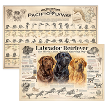 [ Pacific Flyway + Labrador ] Pick 2 Bundle